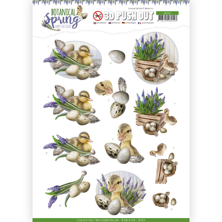 Bulbs and Flowers-Botanical Spring Collection-Amy Design add10199