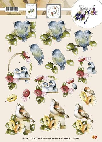 3d Knipvel Precious Marieke Vogels Findittrading Com