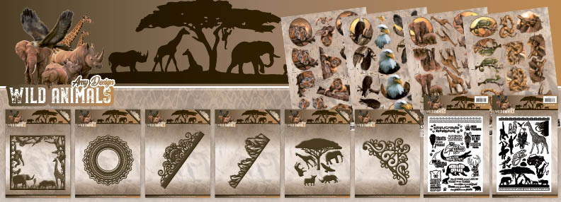 Amy Design - Wild Animals - find it trading.jpg