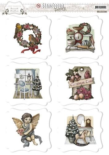 Chandelier Find It Trading Amy Design Brocante Die Cutting Die ADD10034 New