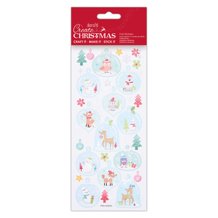 White and Green by docrafts Simply Make Create Your Own Pom Pom Christmas Wreath Kit in Red DSM 106051