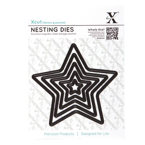 Decorative and Nesting Dies