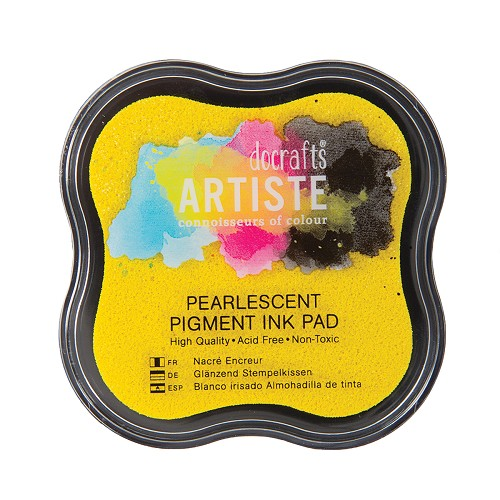 Pearlescent Ink Pad